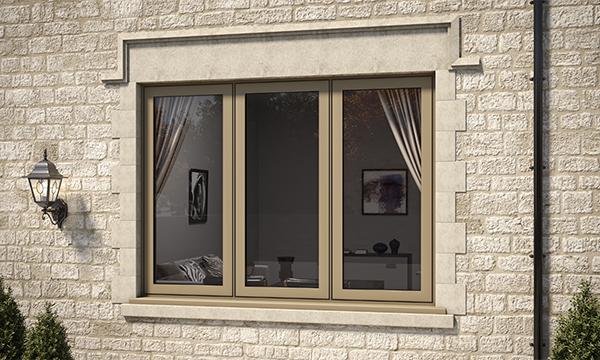 Competitive Advantage With Fentrade's Aluminium Flush Casement Window