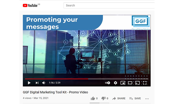 GGF Launches New Digital Marketing Toolkit For Members