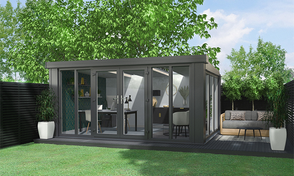 Energy Efficient, Bright, Stylish Garden Rooms from Ultraframe