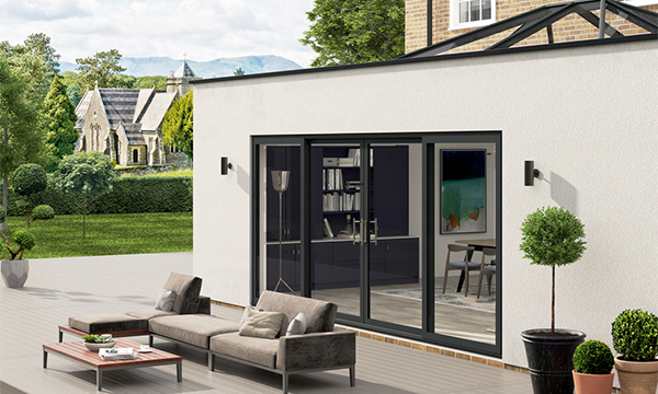 Made For Trade Continue To Invest In Growth With Launch Of Aluminium Visoglide Plus Sliding Patio Door.