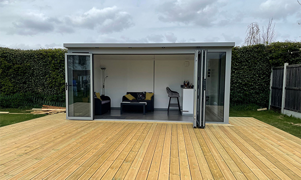 Garden Office Goals