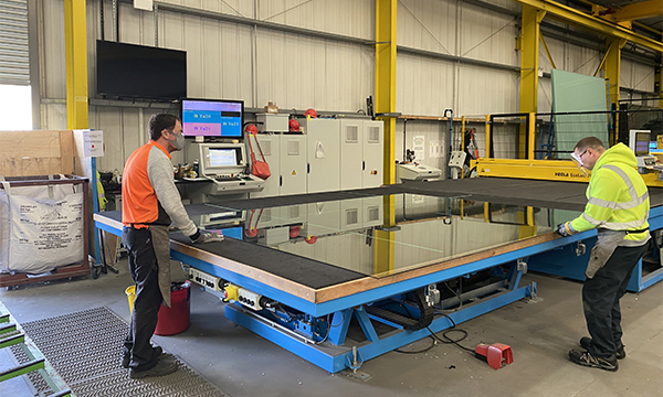 Glass Processors Losing Almost £90K A Year To Wastage, Despite Shortages Of Supply