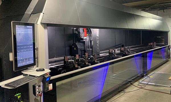 First Emmegi R6I Machine Installed In UK