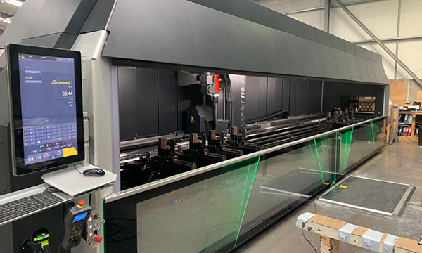 Denval Co Becomes Latest Fabricator To Benefit From Comet R6 5-Axis Technology
