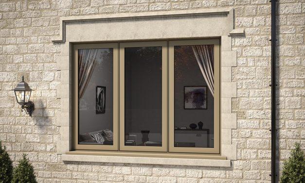 New Aluminium Flush Casement Window From Central Window Systems