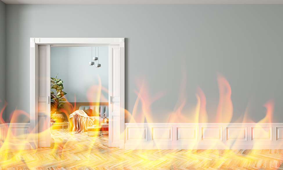 P C Henderson Expands Its Range Of Pocket Door Systems With New Bi-Parting Fire Rated System