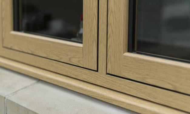 Everglade Windows Add Timber-Look Weld To Flush UPVC Range
