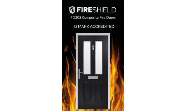Bowater Doors Launch Fireshield Fire Doors