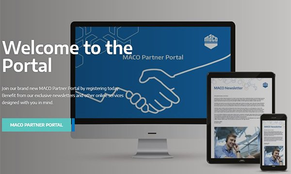 Time To Get #MACOnnected With The MACO Partner Portal