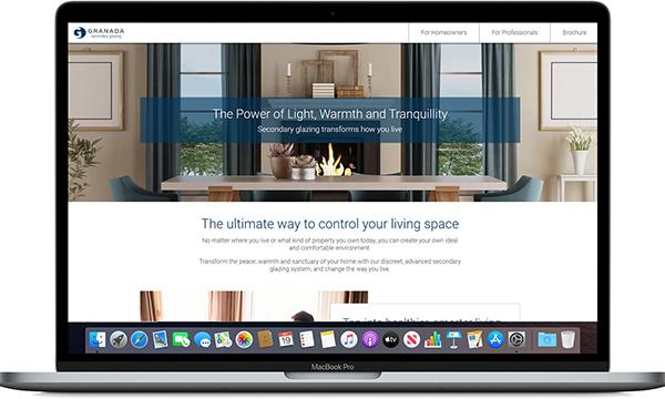 Granada Secondary Glazing Unveils New Website