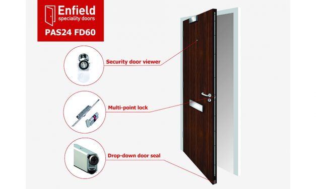 NEW From Enfield: Build Your Bespoke PAS24 FD60 Door