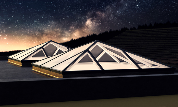Sheerline Launches S1 Roof Lantern