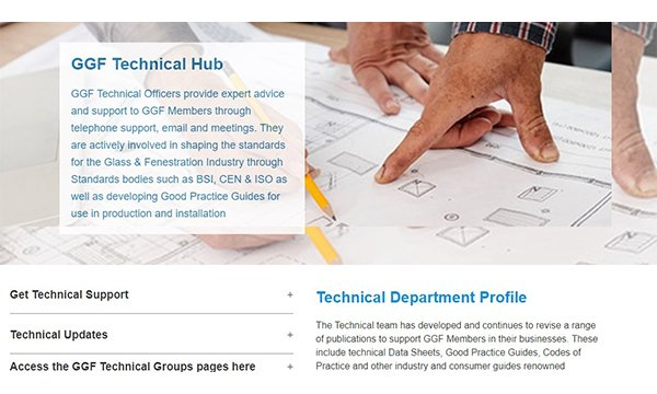 GGF Launches New Technical Hub