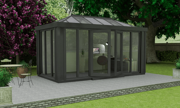 Take Advantage Of Garden Room Boom With Kits From Abcell
