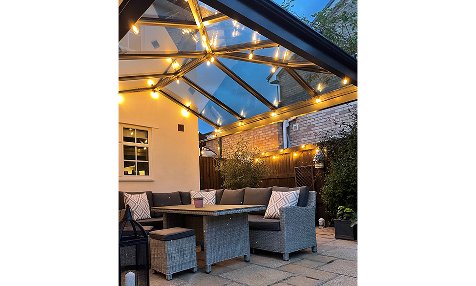 Safety In The Shade With Wendland Lantern Canopy