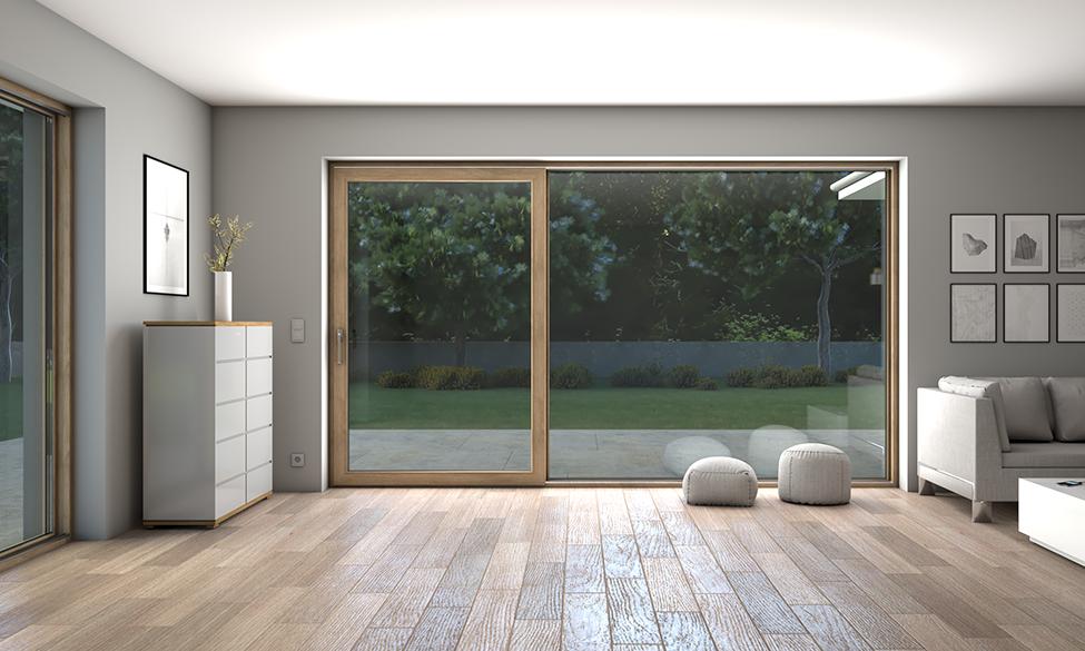 'Outstanding Response' To Smart-Slide Patio Door
