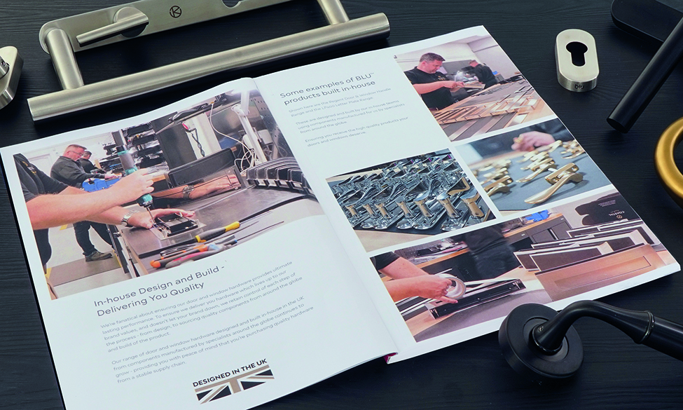 COASTAL launch Their New BLU Book Showcasing Suited Ranges Of 316 Stainless Steel Door And Window Hardware