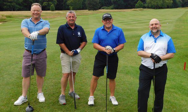 Deceuninck UK & VBH (GB) Host Seventh Annual Golf Day