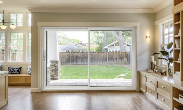 Stellar Lift & Slide Patio Door Opens Up More Opportunities