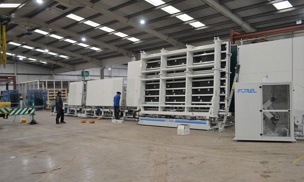 IGU Line Installation A UK-First, Says Promac