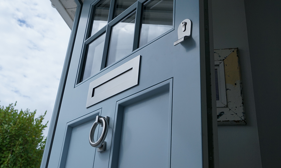 A New Ring Door Knocker From Coastal