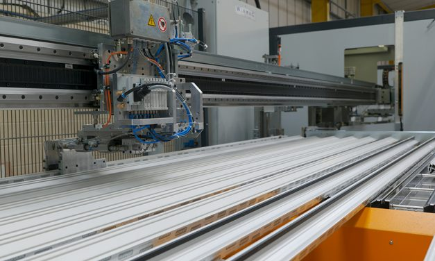 Frame Fast Make £600,000 Investment With Schirmer Cutting And Machining Centre