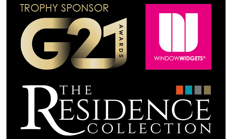 Widgets And Residence To Sponsor  G-Awards Trophies