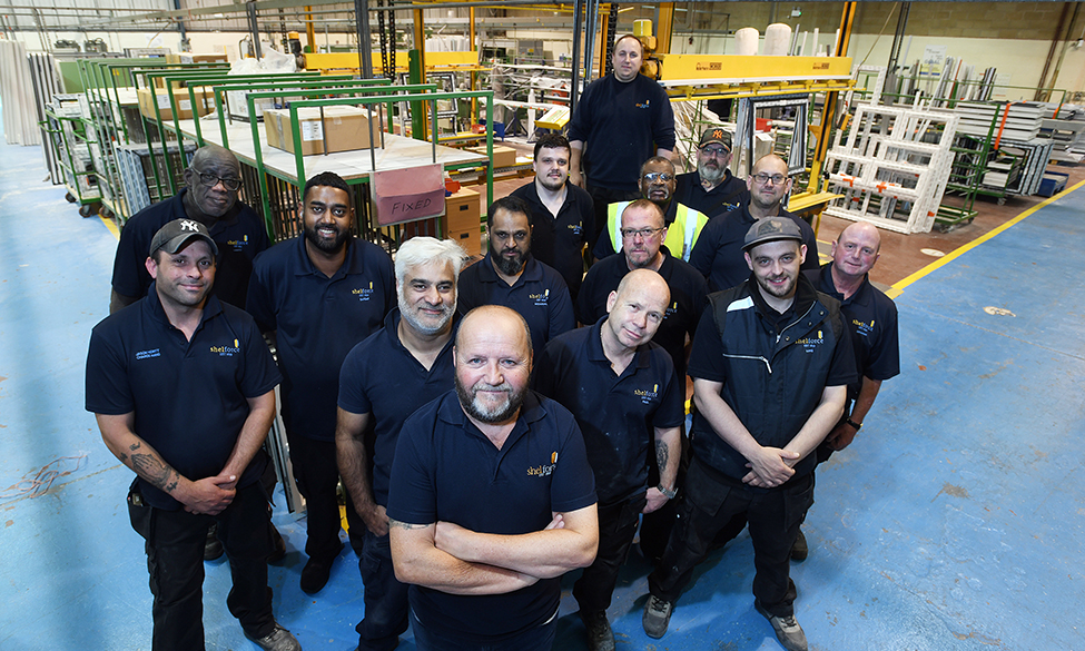 Shelforce Crowned Birmingham Business Of The Year
