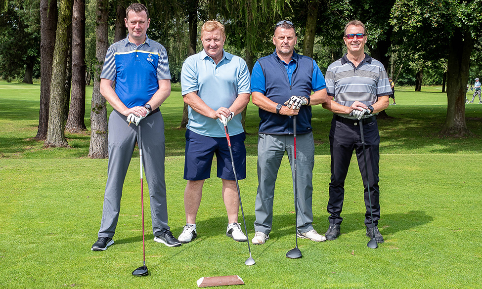 Rapierstar Hosts Warm-Up For GM Fundraising's GMF Cup Golf Challengers