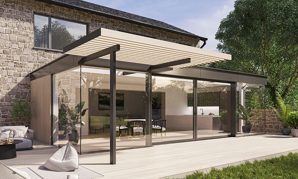 GlasHaus Design Launches In Response To The Rise In Demand For Luxury Garden Rooms