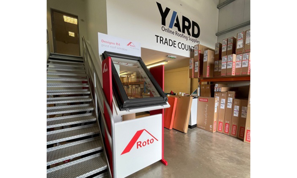 Roof Windows Specialist Expands To Stock Roto Windows