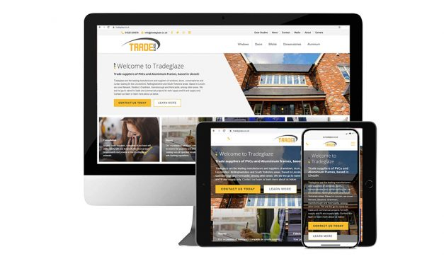 Tradeglaze (Lincoln) Ltd Launches New Website