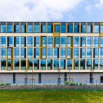 AluK Fenestration Solutions Transform The Quadrangle In Cheltenham