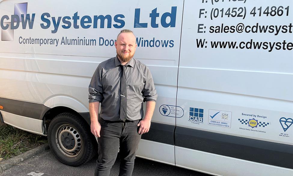 Luke Rises Through The Ranks At CDW Systems