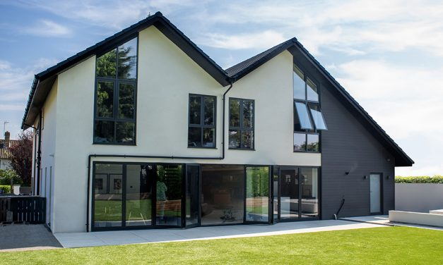 Alutech Impresses At Harrogate Home