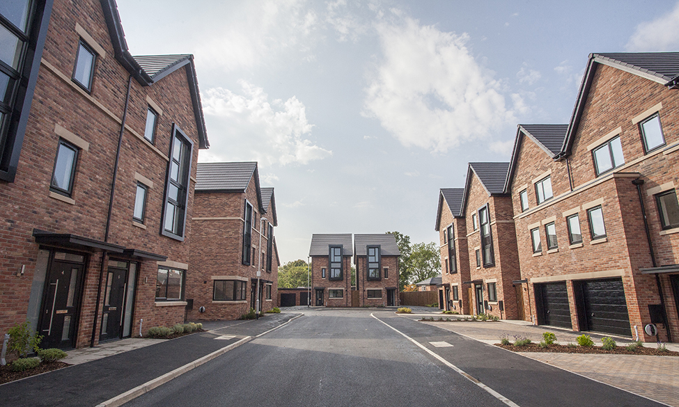 250 Spectus Elite 70 Windows Installed In A New Greater Manchester New Build Development