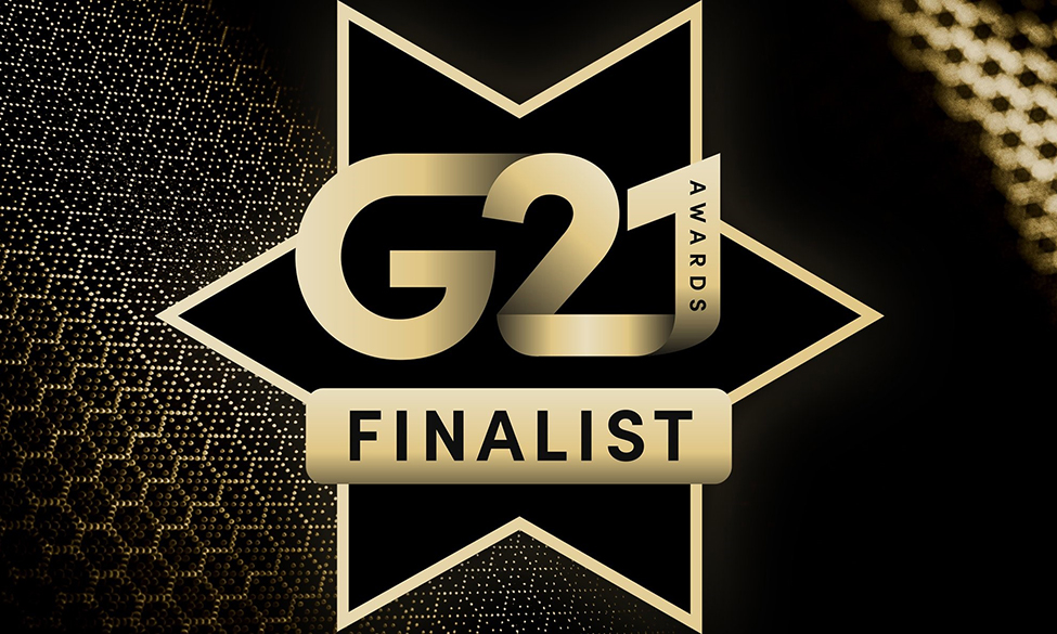 DoorCo Shortlisted For Five G21 Awards