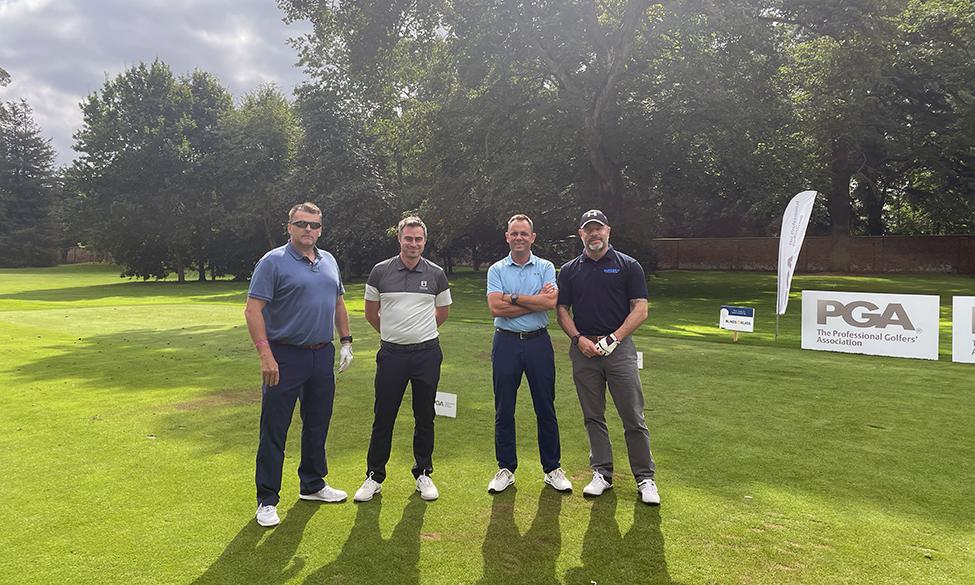 Glazerite Welcomes Return Of Pro-Am Golf Day