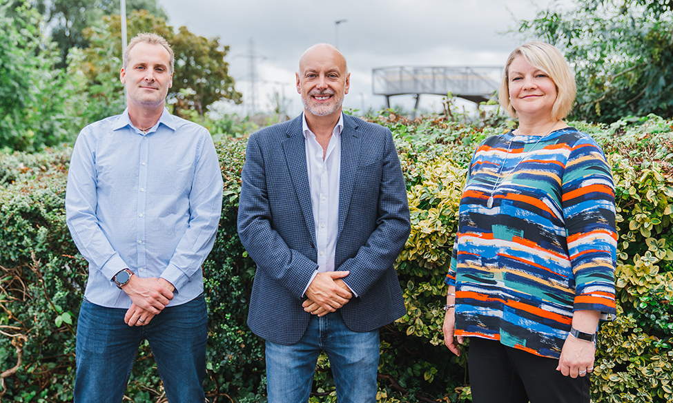 Insight Data Makes Two Key Appointments