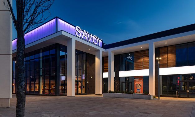 Senior's Starring Role In Doncaster's New Cinema Complex