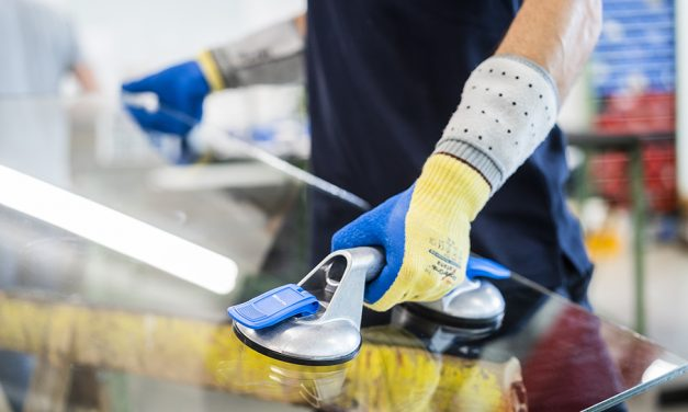 Bohle Introduces New Aluminium Veribor Suction Lifter