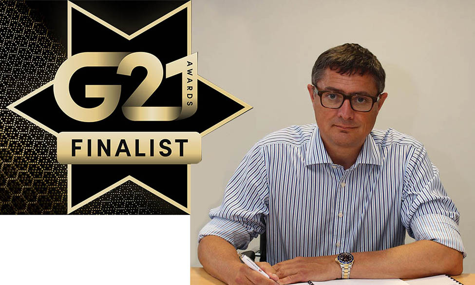 Thermoseal Group Shortlisted For Best Component Supplier Award