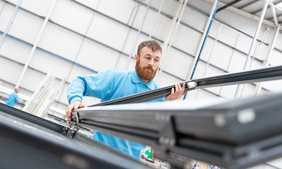 Delivering Certainty For Installers, Says AluFold Direct