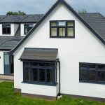 Optima Windows Used In Extensive Home Remodelling Project