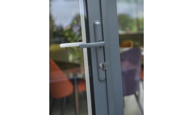 Ultion 3* Security Solution For New Sheerline Bi-Fold Door