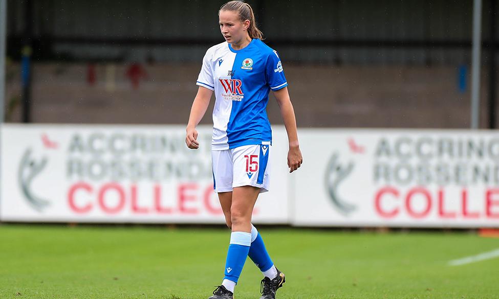 Perfect Match: Vista Sponsors Blackburn Rovers Ladies Player