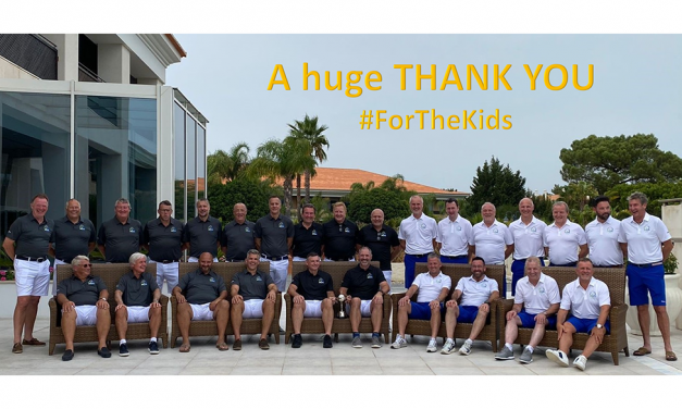 GM Fundraising's GMF Cup 2021 Golfing Competition Tees Up Over £40,000 For Hope House Children's Hospices